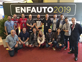 Rota Automotiva participa do ENFAUTO 2019