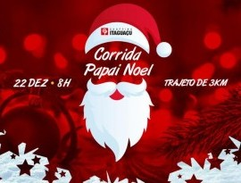 22/12: Participe da Corrida do Papai Noel no Shopping Itaguaçu